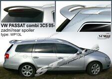 SPOILER REAR ROOF VW VOLKSWAGEN PASSAT B6 3C VARIANT AVANT ESTATE COMBI WING