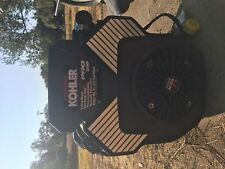 Kohler command pro 25 hp  v twin     for parts or repair!
