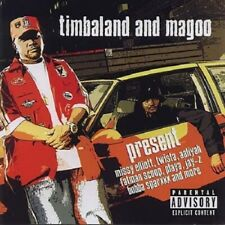 Timbaland And Magoo* ‎–  Present    -    New  CD/DVD