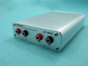 AES17 1998 Switching Amplifier Low Pass(low-pass) Filter LP-2010