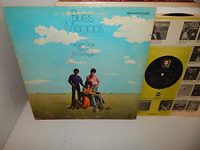 BLUES MAGOOS Never Goin' Back To Georgia '69 SS LH Heavy Weight G/F 1st Psych LP