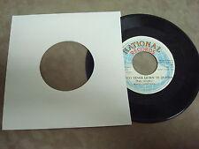 WALLY GONZALEZ- BONITO TENER QUIEN TE QUIERA/ QUE DURO  45 RPM LP