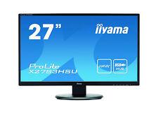Iiyama ProLite X2783HSU 27 inch LED LCD Monitor Free UK Delivery