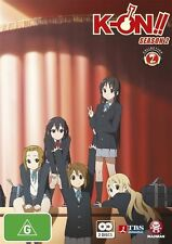 K-On!! (Season 2) Collection 2 (Eps 14-27) - Textless Songs NEW R4 DVD
