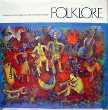 Lehmann Johannischer Chor Berlin - Folkore LP Mint- Ton Studio 10 015 Vinyl