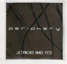 (HM298) Periphery, Jetpacks Was Yes! - 2011 DJ CD