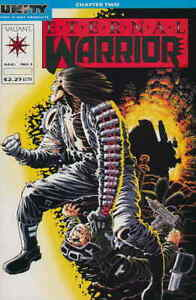 Eternal Warrior #1 VF/NM; Valiant | save on shipping - details inside