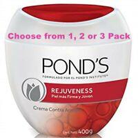 Pond's Rejuveness Anti-Wrinkle Cream with Vitamin E 400g 14oz /400 g (Brand New)
