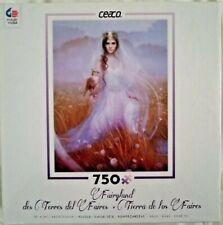 Fairyland Jigsaw Puzzle - Ceaco - FAIRY Princess Gwynevere - 750 Pc Pieces NEW