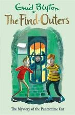The Find-Outers: The Mystery of the Pantomime Cat-ExLibrary