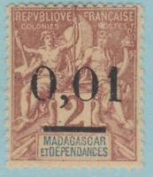 Madagascar 58 Mint Hinged OG * NO FAULTS EXTRA FINE!