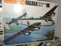 MATCHBOX-1/72nd SCALE HANDLEY PAGE  HALIFAX GR11 BMk1  # PK604 FACTORY SEALED