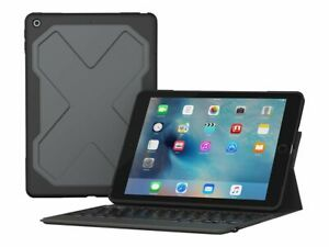 ZAGG Rugged Messenger Bluetooth Keyboard for Apple iPad Pro 10.5 QWERTY Nordic