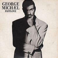 George Michael CD Single Fastlove Part I - Europe