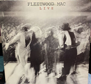 FLEETWOOD MAC LIVE 2LP 1980 WARNER BROS 2WB 3500 INNERS
