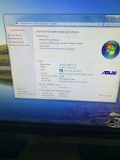 Asus All In One Pc 4GB RAM  1TB WINDOWS 10