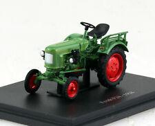 Fendt F24 1958 grün Traktor 1:43 Hachette/UH Modellauto