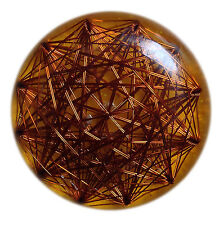 Quantic Resonator 12 Vortex Metayantra Pranic Device Orgone Generator Acumulator