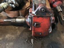 Ford Tractor Sherman Combo Transmission