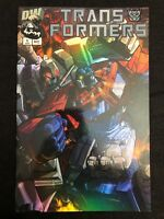 Transformers Generation 1 Volume 1 Issue #1 Holofoil Cover VF-NM