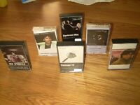 1982 in Music Cassette Lot: Rick Springfield, George Thorogood, Chicago