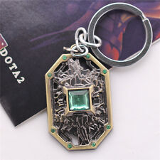 NEW DOTA 2 EARTH SPIRIT Metal KEYCHAIN KEYRING PENDANT Game Fans COLLECTION Gift