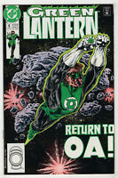 Green Lantern #5 (Oct 1990, DC) Gerard Jones, Pat Broderick z
