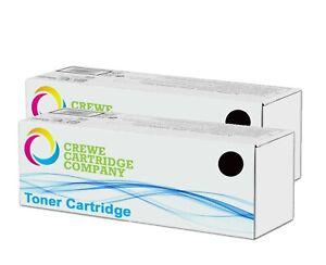 2x Toner Cartridges Compatible With HP 2300 Q2610a 10a LaserJet UK Non-OEM Black