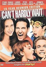 Can't Hardly Wait 10 Year Reunion Edition DVD Pristine