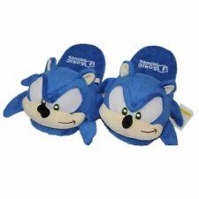 Sonic The Hedgehog Plush Slippers Soft Shoes Size 27cm Cartoon Toys Men Women