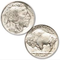1937   Buffalo Nickel   Philadelphia Mint   Uncirculated   Key Date