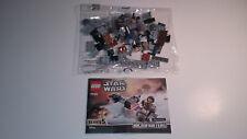 Lego Star Wars Last Jedi Microfighters 75195 NODIN CHAVDRI Mini Figure Bag 2