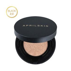 April Skin Magic Snow Cushion Foundation 3 SHADES Light & Pink & Natural Beige