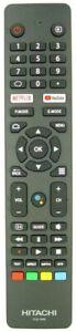 REMOTE CONTROL HITACHI TV CLE-1042 50QLEDSM20 55QLEDSM20 58QLEDSM20 65QLEDSM20