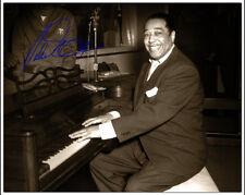 DUKE ELLINGTON Jazz Composer Band Leader Pianist 8x10 AUTOGRAPHED Photograph RP