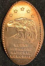 Eagle - Mount Rushmore National Memorial South Dakota Pressed Penny