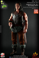 Kaustic Plastik Fantasy Warrior Outfit Conan 1/6 XXL01 with Hot Toys TTM20 Body