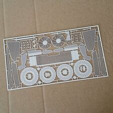 Tremonia METAL Photoetch TRANSKIT FOR FERRARI LaFerrari by BBURAGO 1/18 + + NEW