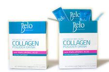 Belo Nutraceuticals Glutathione Collagen Powder Drink Anti-Aging Healthy Skin