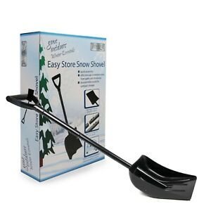 Easy Emergency Shovel Snow Scoop - Muck Out Spade - For Gardens and Drive