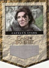 Game of Thrones Season 2 RS2 Catelyn Stark House Banner Relic Card 077/375