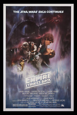 Star Wars ☆ THE EMPIRE STRIKES BACK ☆ 1980 MINT/ROLLED NEVER-FOLDED MOVIE POSTER