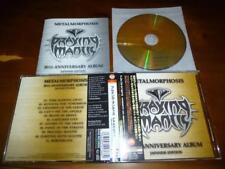 Praying Mantis / Metalmorphosis 30th Anniversary - Japanese Edition Japan *X
