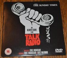 TALK RADIO Region 2 DVD shock jock talk radio drama Oliver Stone 1988