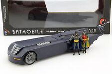 Batmobile avec Batman et Robin figure The Animated Series 1992 1:24 NJCroce