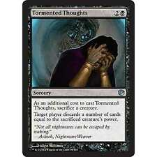 MTG Tormented Thoughts NM - Journey into Nyx