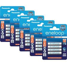 20 Panasonic Eneloop AAA BK-4MCCE/4BE 750 mAH NiMH Rechargeable Batteries (4 PK)