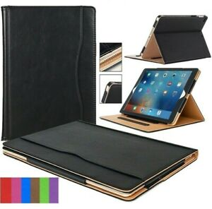 """Luxury Magnetic Leather Smart Flip Case For iPad 9th Gene (2021) 10.2"""" Air 2 3"""