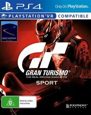 Gran Turismo Sport PS4 Game with Bonus DLC Brand New In Stock