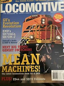Trans Magazine - Locomotive 2006 - Special Edition